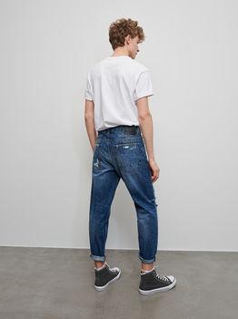 Pantaloni RESERVED Albastru xn095