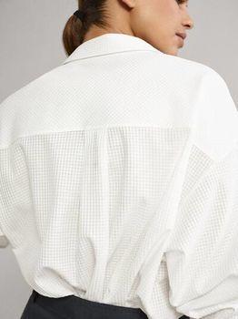 Блуза Massimo Dutti Белый 6818/546/250