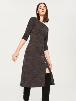 Платье RESERVED Серый ty360-59x