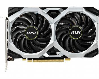 MSI GeForce RTX 1660Ti VENTUS XS 6G OC /  6GB DDR6 192Bit 1830/12000Mhz, 1x HDMI, 3x DisplayPort, Dual fan - Customized Design, TORX Fan2.0, Gaming App, Retail