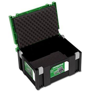 купить Система штабелируемых коробок хранение HITACHI - HIKOKI, 295 x 395 x 210 мм , тип корпуса 3. в Кишинёве