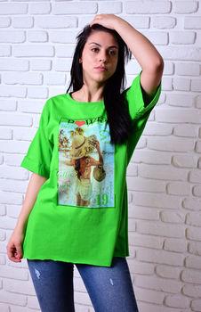 купить Женская футболка Simona ID 4059 в Кишинёве