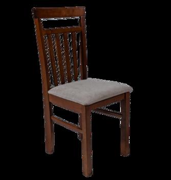 66-1 дубовый стул (SM 1641-4 светло-коричневый)