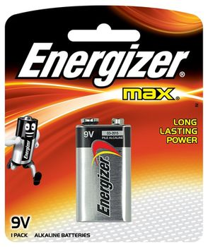Energizer Power 9V 522 BP1