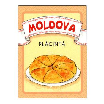 cumpără Magnet de frigider - Plăcintă în Chișinău