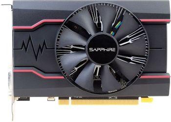 Sapphire PULSE Radeon RX 550 2GB DDR5 128Bit 1071/6000Mhz, DVI, HDMI, DisplayPort, Single fan, Lite Retail