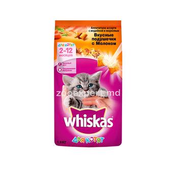 купить Whiskas для котят 1 kg  ( развес ) в Кишинёве