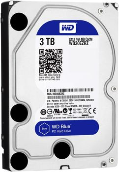 "купить 3.5"" HDD  3.0TB-SATA- 64MB  Western Digital ""Blue в Кишинёве"