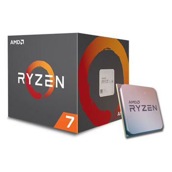 AMD Ryzen 5 1600 (6C/12T), Socket AM4, 3.2-3.6GHz, 16MB L3, 14nm 65W, BOX (with Wraith Spire 95W Cooler)