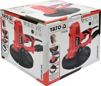 Шлифовальная машина для бетона Yato YT-82340