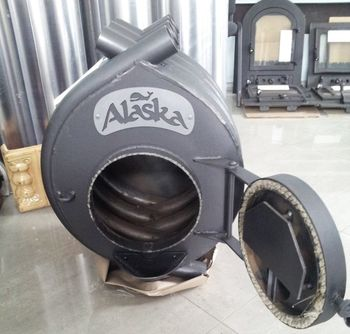 Печь калориферная ALASKA ПК-25
