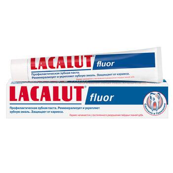 cumpără Pastă de dinți Lacalut Fluor 50ml în Chișinău