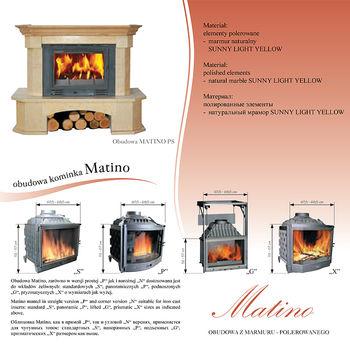 купить Каминная облицовка - Jabo Marmi MATINO в Кишинёве