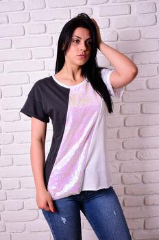 купить Женская футболка Simona ID 4050 в Кишинёве