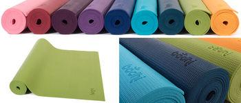 Коврик для йоги 183x60x0.4 см PVC Bodhi Asana 996 (423)