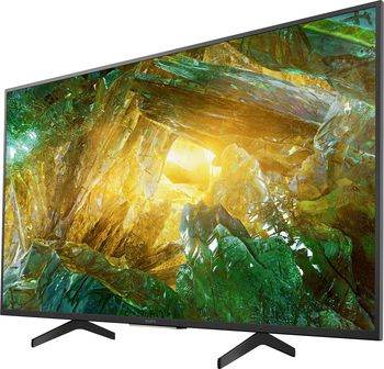 "43"" LED TV SONY KD43XH8096BAEP, Black"