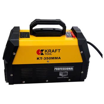 Инверторный сварочный аппарат 350A KT350MMA KraftTool