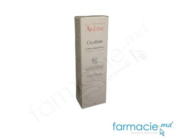 купить Avene Cicalfate Crema pt fata Reparatoare (iritatii si post interventii) 40ml в Кишинёве