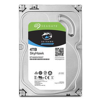 "3.5"" HDD 4.0TB  Seagate ST4000VX007 SkyHawk™ Surveillance, 5900rpm, 64MB, SATAIII"