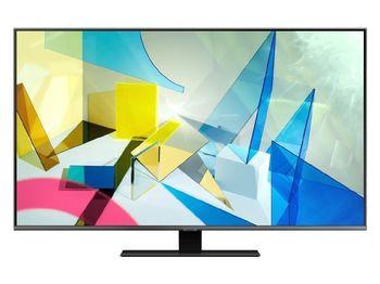 """50"""" LED TV Samsung QE50QN90AAUXUA, Silver"""