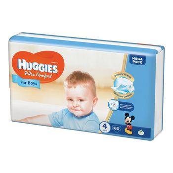 cumpără Huggies (4) Ultra Comfort MegaPack Boy (8-14kg)  N66 în Chișinău