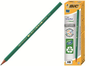 Карандаш простой 1шт BIC ECO Evolution 650