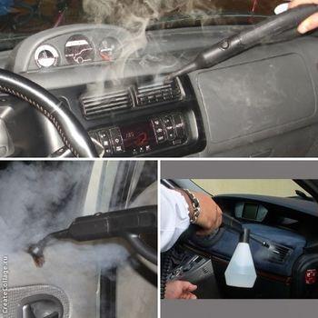 Пылесос с парогенератором Bieffe Carwash Ozon, 3000 W, 6bar, 165 380V