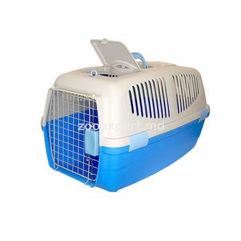 Переноска для кошек и собак, пластиковая
