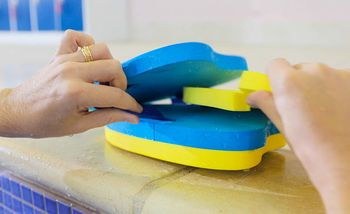 купить Детское плавательное приспособление Zoggy Back Float в Кишинёве