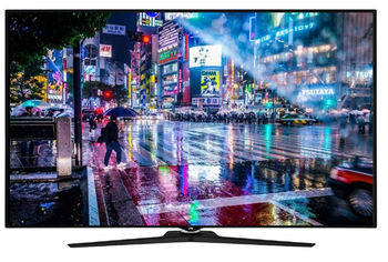 "65""(165cm) LED Smart TV JVC LT65VU83M Black, Ultra HD 4K"