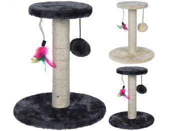 """Игровой центр для кошек Cats """"Дерево, полка, мяч, перо"""" 30cm"""