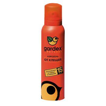 купить Репеллент Gardex Extreme Аэрозоль от клещей 150 ml (на одежду и снаряжение 15 дней), orange, 0131 в Кишинёве