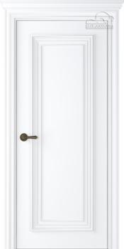 купить Дверь ПАЛАЦЦО 1 эмаль белый глухая в Кишинёве