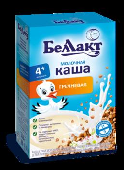купить Беллакт каша гречневая молочная, 4+мес. 200г в Кишинёве