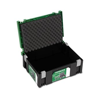 купить Система штабелируемых коробок хранение HITACHI - HIKOKI, 295 x 395 x 158 мм , тип корпуса 2. в Кишинёве