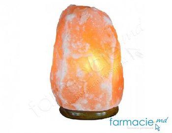 купить Lampa din cristale de sare 4-5 kg cu intrerupator в Кишинёве