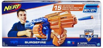 Бластер N-Strike Elite Surgerfire, код 41850