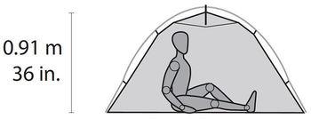 купить Палатка MSR Hubba NX 1 в Кишинёве