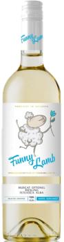"""купить Vinuri de Comrat Funny Lamb """"Muscat Ottonel Riesling Feteasca Albă""""  demidulce alb,  0.75 L в Кишинёве"""