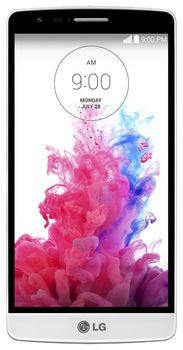 LG G3 S (D724) White Dual