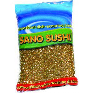 купить Sano Sushi Губка для мытья посуды (1 шт) 791813 в Кишинёве