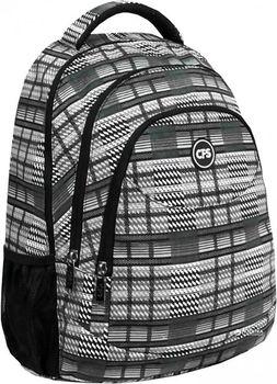 Школьный рюкзак ортопедический CFS I черно-серый