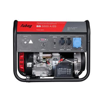 FUBAG Бензиновый генератор BS 5500 A ES