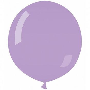 купить Шарик с Гелием Большой - Бледно Фиолетовый в Кишинёве