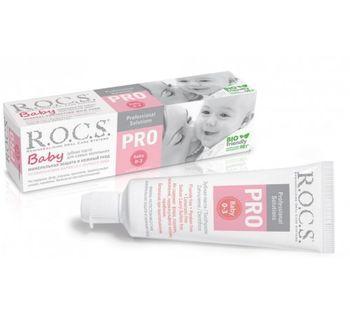 """Зубная паста для малышей """"PRO""""(0-3) R.O.C.S. 45 г"""