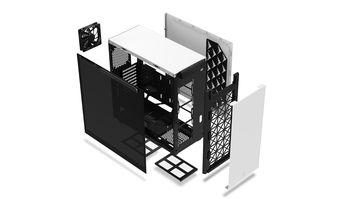 купить Case ATX Deepcool GamerStorm MACUBE 550, w/o PSU, 1x120mm, Dust Filter, Magn.TG Panel, USB3.0, White в Кишинёве