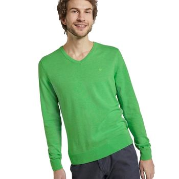 Трикотаж TOM TAILOR Зеленый
