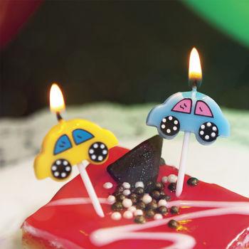 купить Свечи для торта «МАШИНКИ», 5шт. в Кишинёве