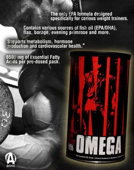 купить ANIMAL OMEGA 30 PAK в Кишинёве
