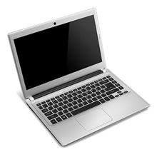 "ACER 13.3"" Aspire V3-371 Steel Gray (NX.MPGEU.020) FullHD  (Intel® Core™ i5-4210U 1.70-2.70GHz, 4Gb DDR3 RAM, 1.0TB HDD, Intel® HD4400 Graphics, CardReader, WiFi-AC/BT4.0, 4cell, HD webcam, RUS, Linux, 1.5kg)"